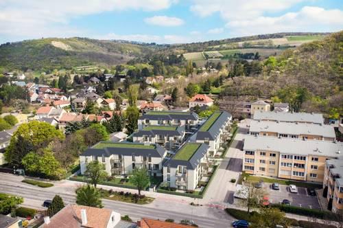 Direkt vom Bauträger - 2 Zimmer Wohnung - Nähe Bisamberg