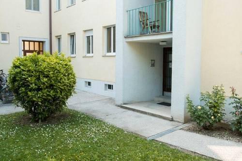 Grünruhelage! Wohnung mit veränderbaren Wänden