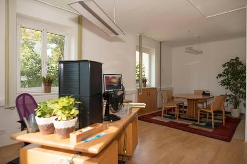 Büro/Firmensitz unbefristet zu mieten, schöne Badener Lage