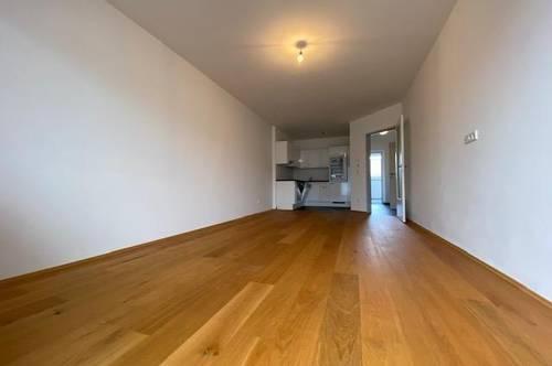 Sehr schöne und moderne 2-Zimmer-Wohnung mit hofseitigem Balkon