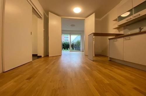 Provisionsfrei und erstes Monat mietfrei!!! 2,5-Zimmer-Wohnung mit Terrasse und Garten