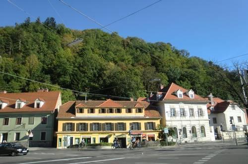 Tolle großzüge Balkonwohnung in Geidorf ( 4-er WG-tauglich )