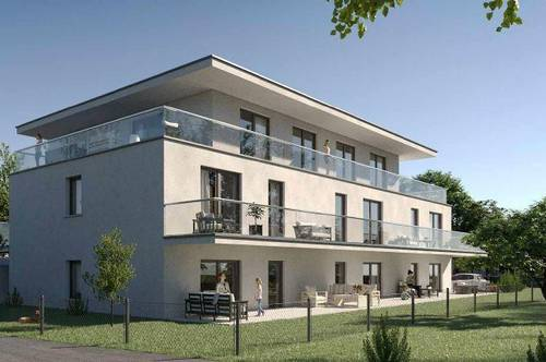 NEUBAU - Traumhafte Terrassenwohnung in Seiersberg!