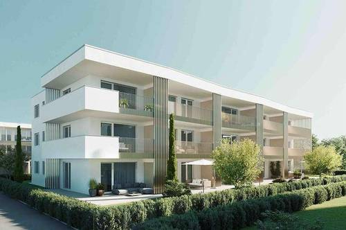 Smart/Nex - Einzimmer-Gartenwohnung
