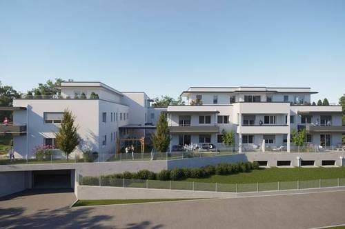 Moderne Neubauwohnung in Völkendorf