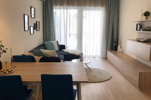 2 Zimmer Wohnung – voll möbliert