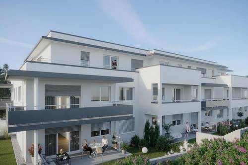 Völkendorf - 3-Zimmer Gartenwohnung