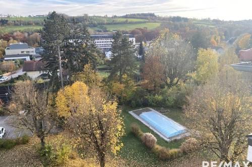 ***Supergroßes Penthouse mit 223 m² in wunderschöner Parkanlage***