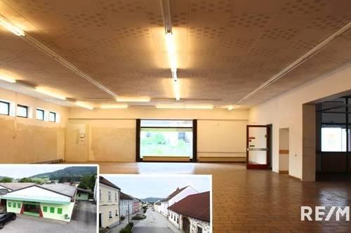 Ab € 3,90/m² netto - ca. 1.000 m² stehen zur Verfügung!