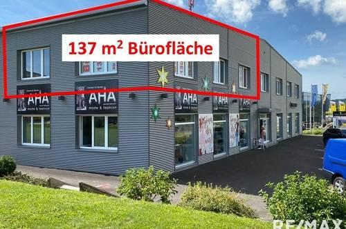 137 m² Bürofläche (€ 7,30 / m² netto) in TOP LAGE