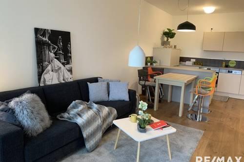 Apollo Residenz - ERSTBEZUG - Charmante 2 Zimmerwohnung mit Loggia zum attraktiven Preis