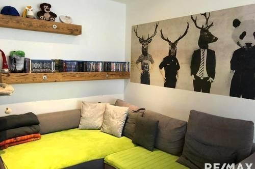 Gut ausgestattete & top aufgeteilte 3-Zimmerwohnung