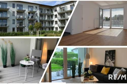 Apollo Residenz - ERSTBEZUG - attraktive 3 Zimmerwohnung mit Loggia in St.Georgen/Gusen