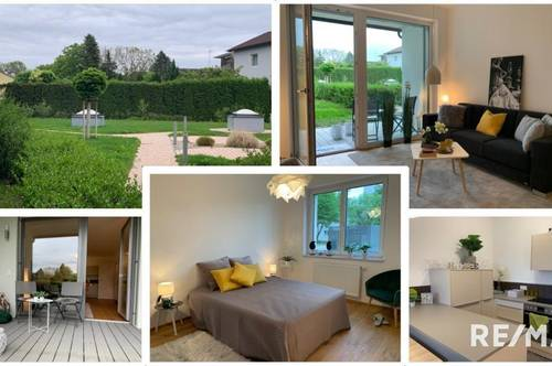 Apollo Residenz - ERSTBEZUG - Charmante Gartenwohnung zum attraktiven Preis