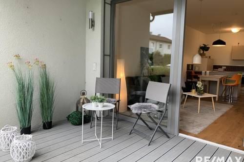 Apollo Residenz - ERSTBEZUG - 3 Zimmerwohnung mit Loggia und perfekter Raumaufteilung
