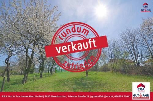Sonniger Baugrund in Penk/Bez. Neunkirchen