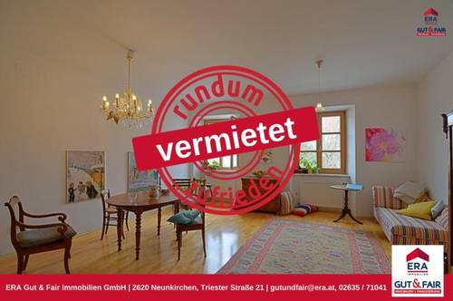 Mietwohnung in Neunkirchen