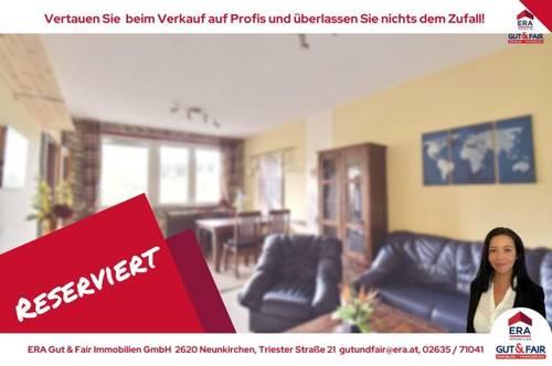 Anlegerwohnung im grünen Reichenau