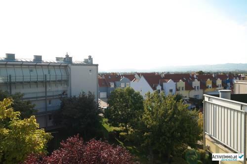 Dachgeschosswohnung mit Terrasse und Kfz-Abstellplatz