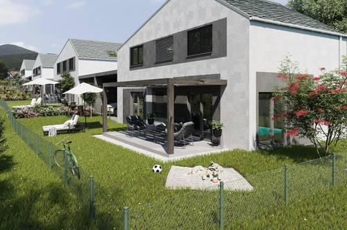 Modernes Einfamilienhaus in Sooß in absoluter Ruhelage in den Weingärten
