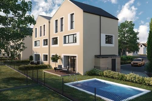 Moderne Doppelhäuser in herrlicher Ruhelage, hervorragende öffentliche Anbindung, Nähe zur Infrastruktur