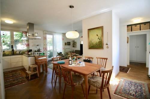 Gepflegte Eigentumswohnung mit Wintergarten in Podersdorf
