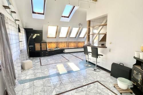 Eigentumswohnung mit großzügiger Dachterrasse in Seenähe in Podersdorf