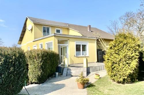 Einfamilienhaus mit großzügigen Nebenfläche in Dt. Jahrndorf