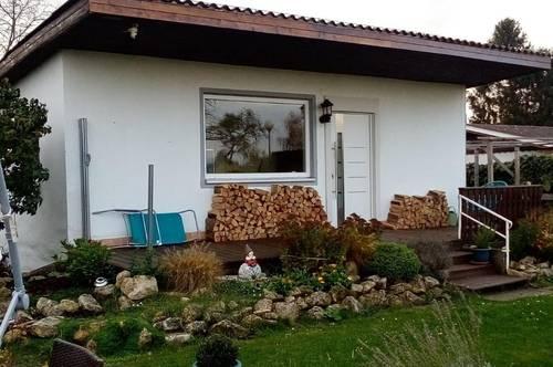 Ferienhaus in St. Andrä am Zicksee auf Pachtgrund