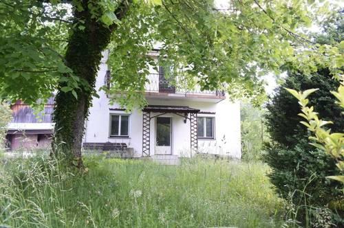 Nettes Wohnhaus in Grünruhelage