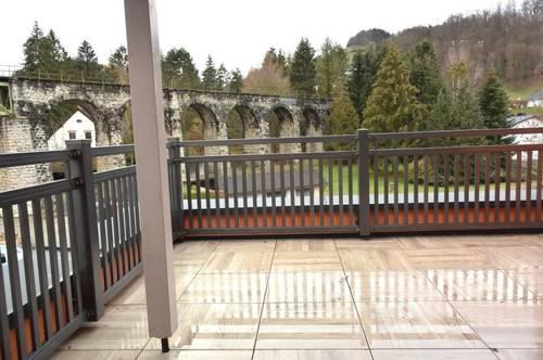 Schöne Mieteinheit mit Terrasse