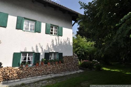 Altes Bauernhaus in Reutte