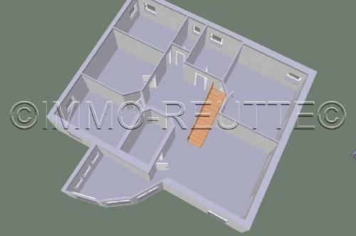 5 ZI Mietwohnung Dachgeschoss