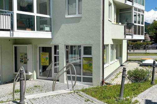 Geschäftsfläche im Zentrum von Ehrwald