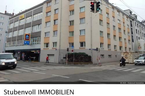 Helle und ruhige Wohnung nähe U-Bahn