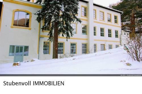 Luxus - Wohnloft - in historischem Gebäude!