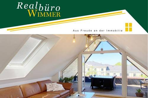 2-geschossiges Penthouse in sehr guter Lage