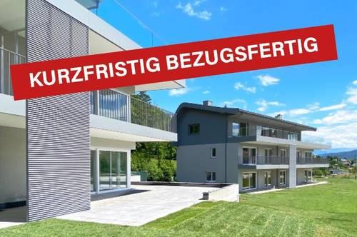 4-Zimmer-Gartenwohnung in Pörtschach am Wörther See mit privatem Seezugang