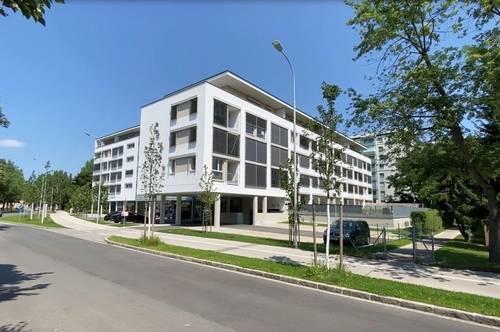 Neuwertige Zweizimmerwohnung mit Garten in Klagenfurt