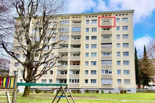 """""""Weitblick-Garconniere"""" im Stadtteil St. Peter"""