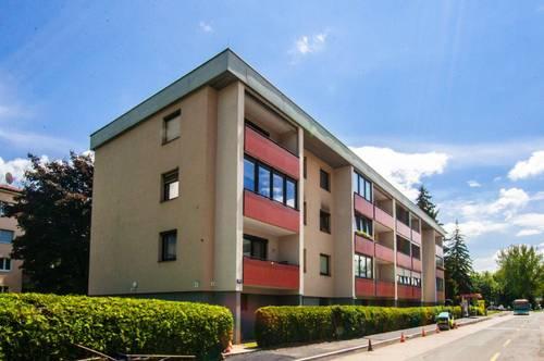 Zweizimmerwohnung mit Loggia in unmittelbarer Nähe zur Universität
