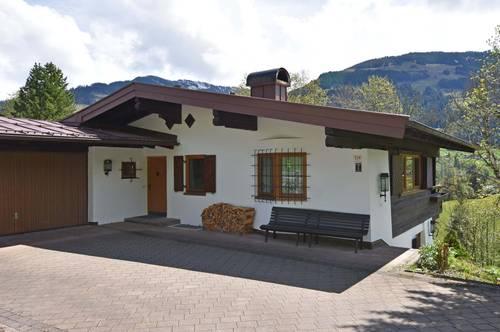 Kuschelige Wohnung mitten in der Tiroler Bergwelt