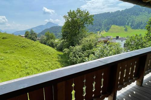 Tiroler Chalet in sonniger Aussichtslage