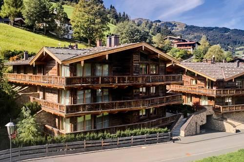 Luxuswohnung mit direktem Skiliftzugang