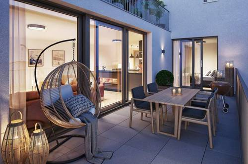 Erstbezug: Großzügige Neubauwohnung im Ortszentrum