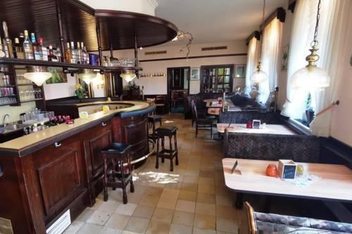 Gastronomielokal mit Gastgarten zu vermieten!