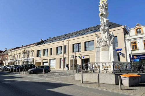 MIETKAUF: 2 Zimmer Wohnung mit Galerie, Terrasse und Loggia
