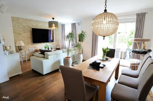 Exklusives Reihenhaus mit einem schönen Garten, Heimkino und hochwertiger Ausstattung!