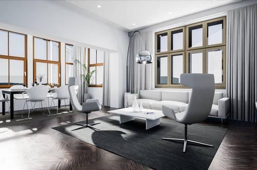 Leben im Wienerwald! 4-Zimmer-Wohnung in Jahrhundertwende-Villa!