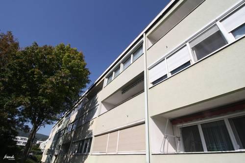 Sonnige Eigentumswohnung mit Fernblick - einziehen und wohnen